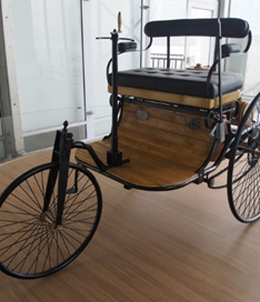 1888 Motorwagon