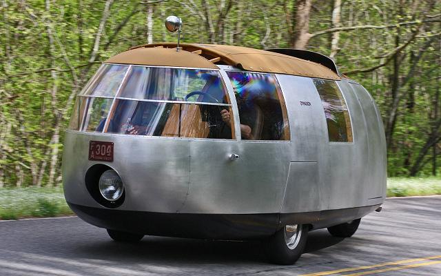 Dymaxion Car Example