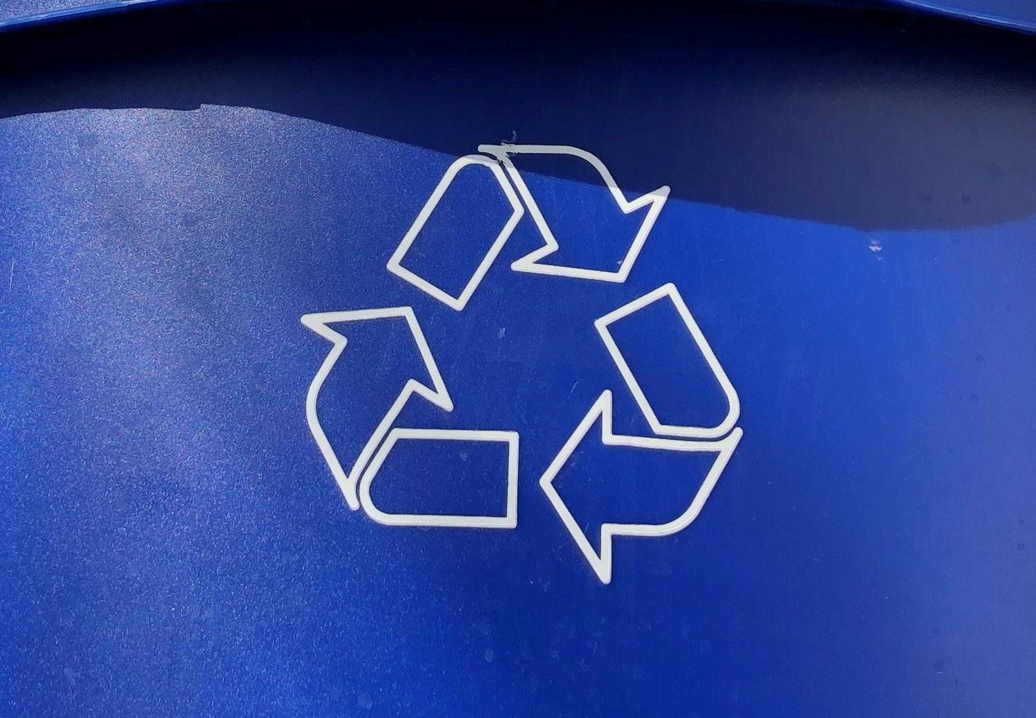 Recycling Bin Image