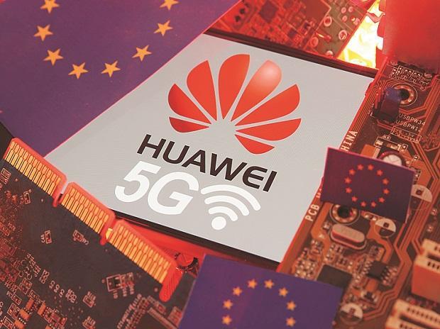 Huawei 5G Logo