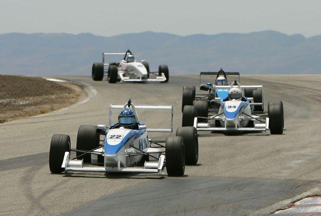 Buttonwillow Raceway Park Race
