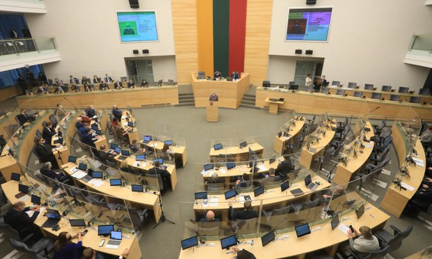 Lithuanian Parliament