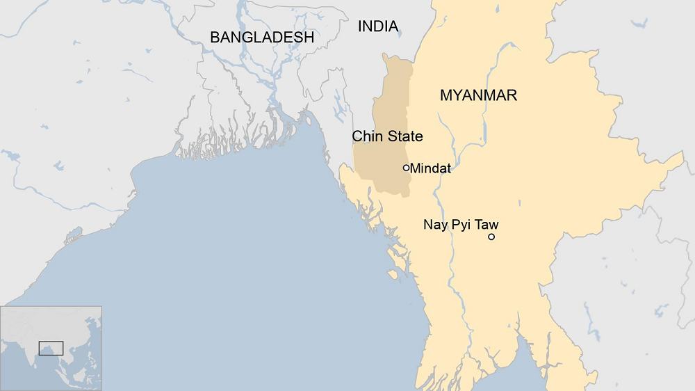 Indigenous Region Of Myanmar - Chin State