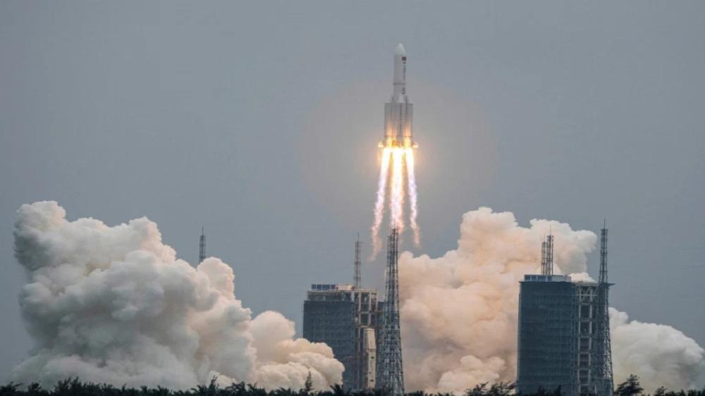 China's Mars Spacecraft Launch