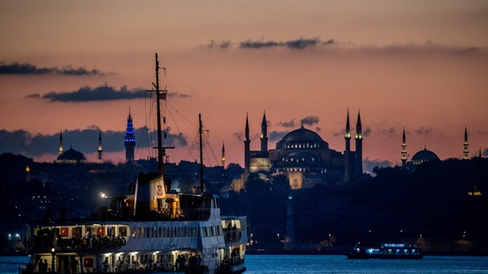 Istanbul Waterfront Image