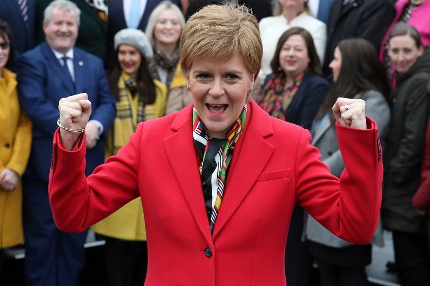 Nicola Sturgeon, Scottish PM