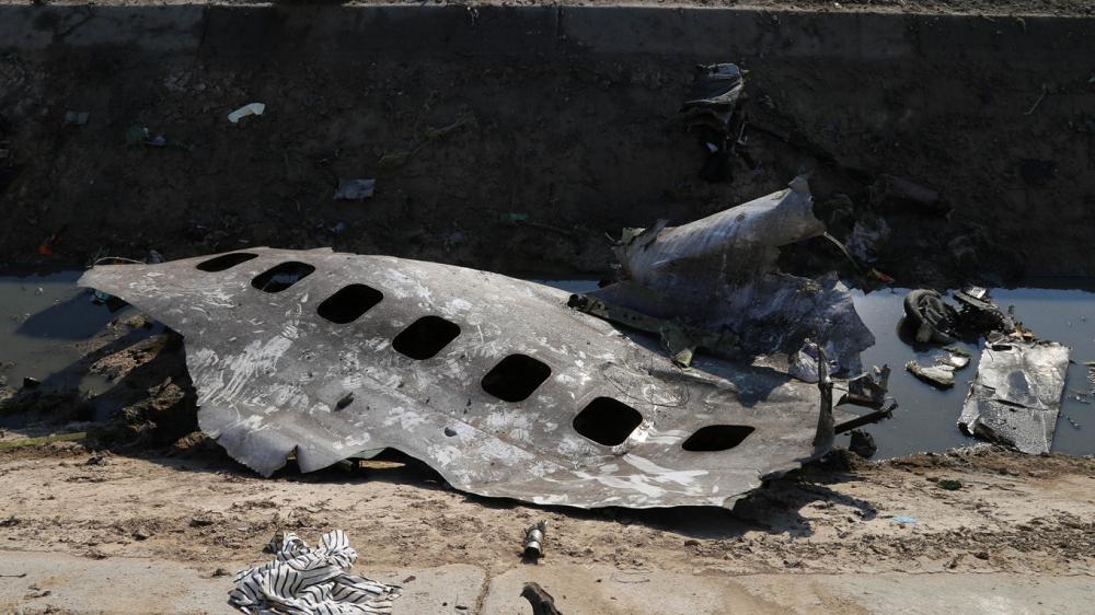 Downed Ukrainian Passenger Plane PS752
