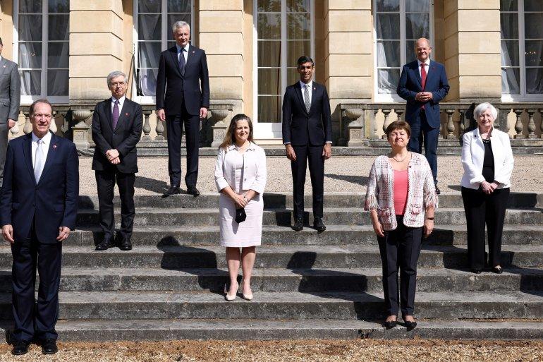 G7 Representatives