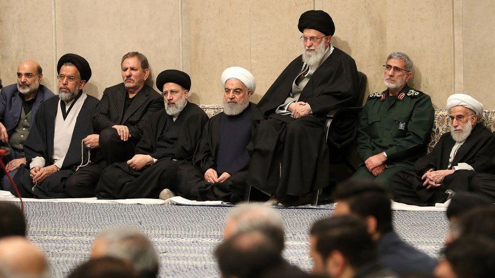 Ayatollah Khamenei And Council