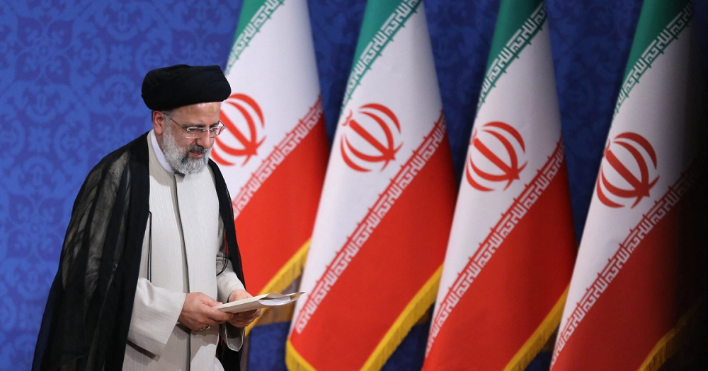President Ebrahim Raisi Of Iran