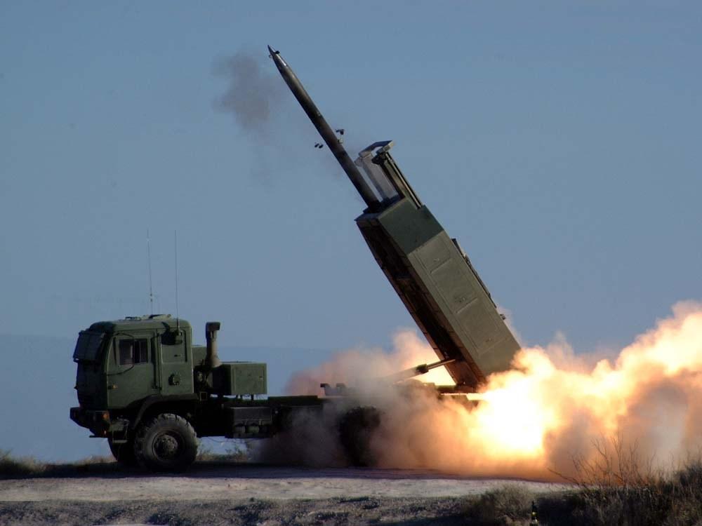 High Mobility Artillery Rocket System (HIMAR)