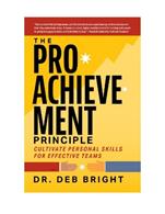 The Pro Achievement Principle