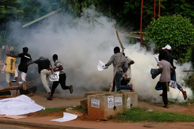 Democracy Day Protest In Nigeria
