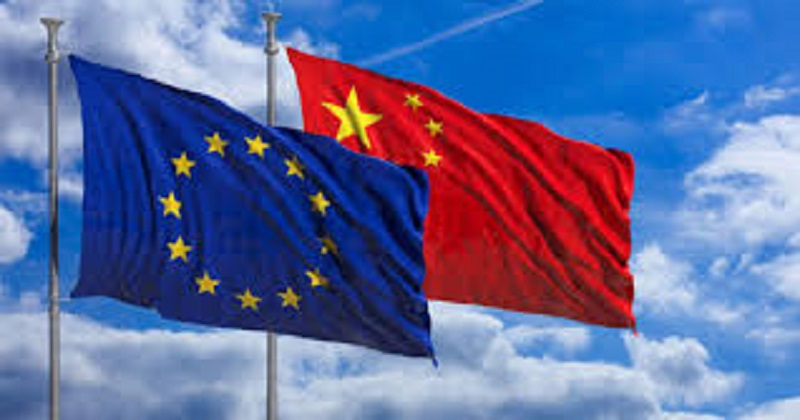 EU Seeks To Rival China's Belt And Road With Own Infrastructure Plan
