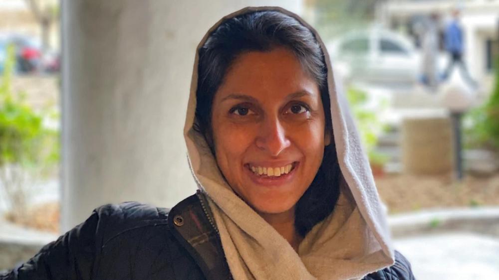 British-Iranian citizen Nazanin Zaghari-Ratcliffe, imprisoned in Tehran