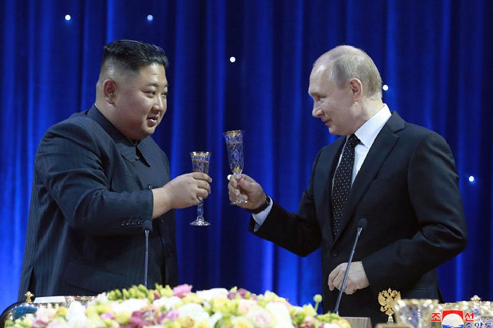 N. Korea Highlights Friendly Ties With Russia On Summit Anniversary