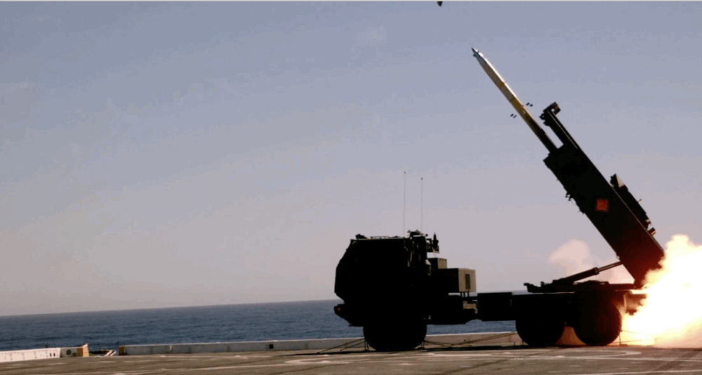Arms Plans To Counter Amphibious Attacks