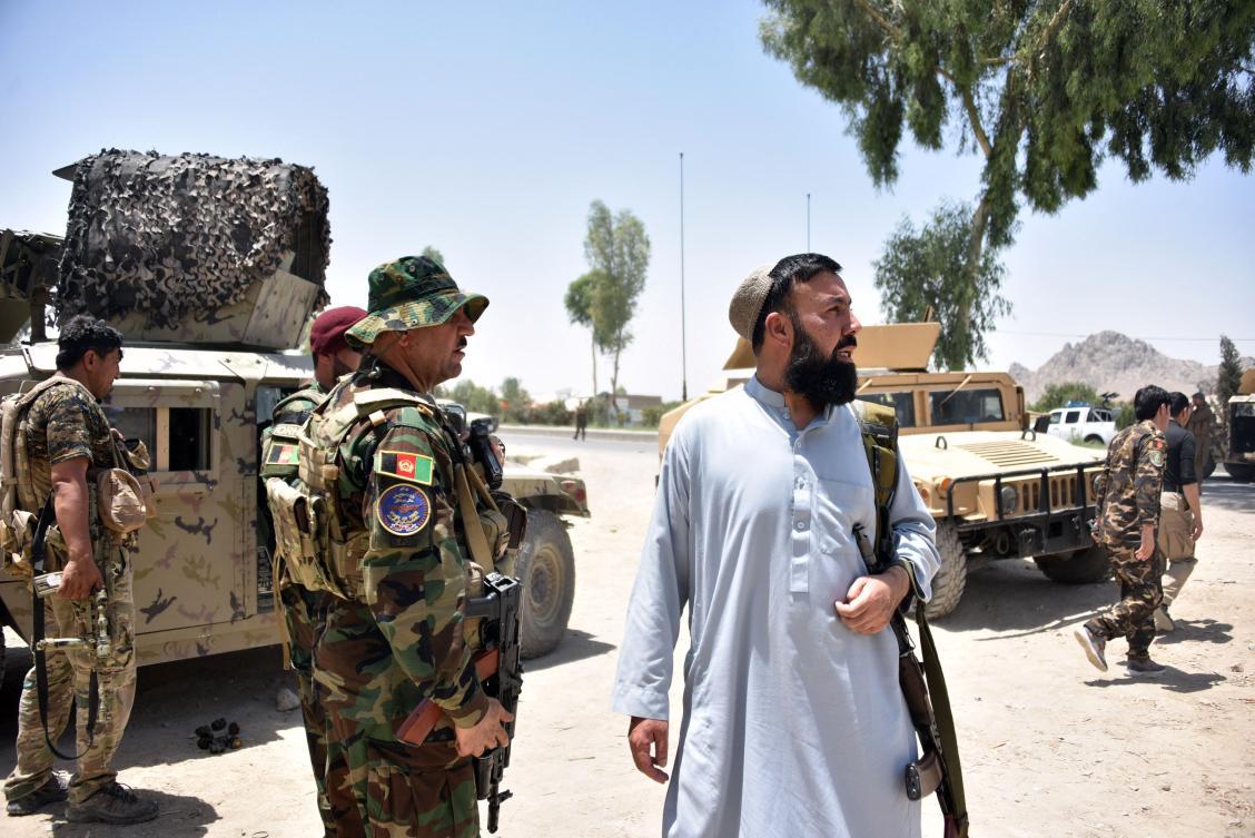 Taliban Warn Turkey Against Extending Troop Presence In Afghanistan Amid US Pullout