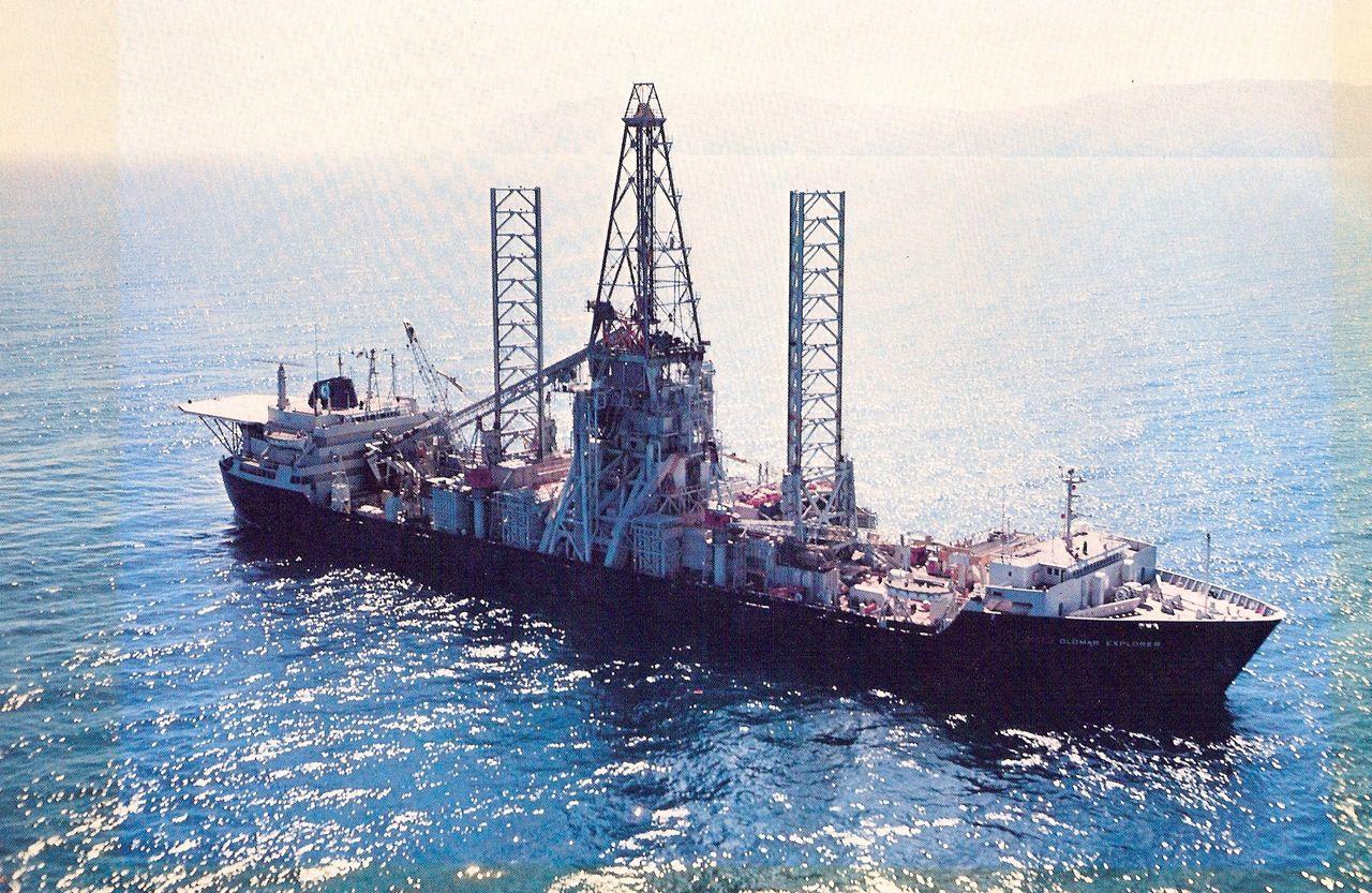 Howard Hughe's Ship