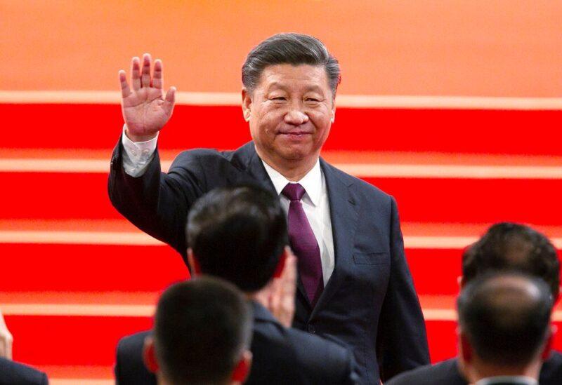 China's Xi Tells Macron, Merkel, He Hopes To Expand Cooperation With Europe