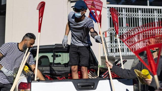 South Africa Looting: Clean-Up To Mark Nelson Mandela Day
