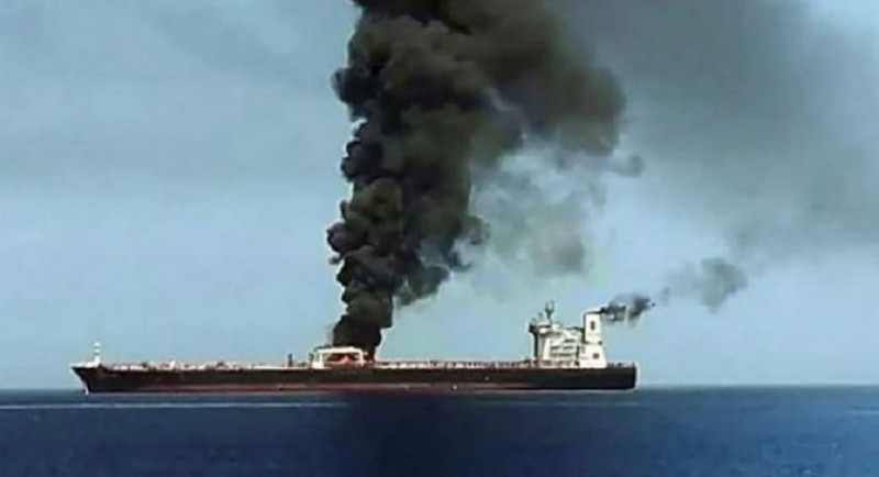 Israel Accuses Iran Over Deadly Oil Tanker Attack