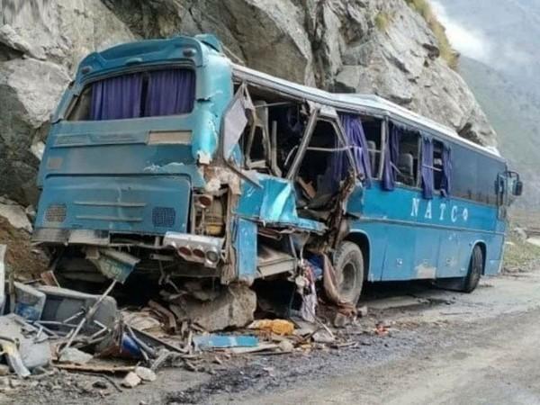 Pakistan: Bus Explosion Kills Chinese Nationals