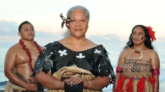 Fiame Naomi Mataafa, Prime Minister of Samoa