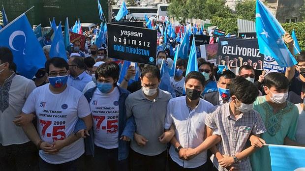 Uyghurs Around The World Mark Anniversary of Violent 2009 Crackdown