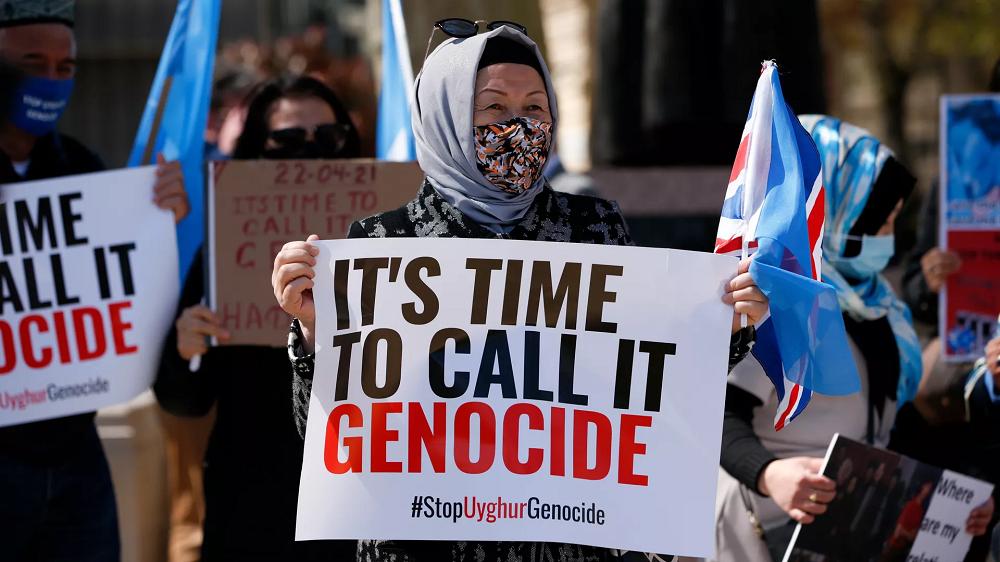 U.S. Lawmaker Calls For 'Special Envoy On Uyghur Genocide'