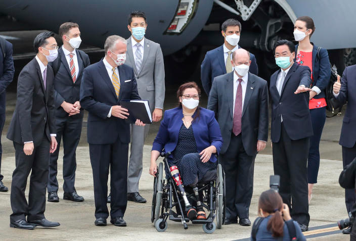 U.S. Senators Propose Taiwan-US Soldier Program