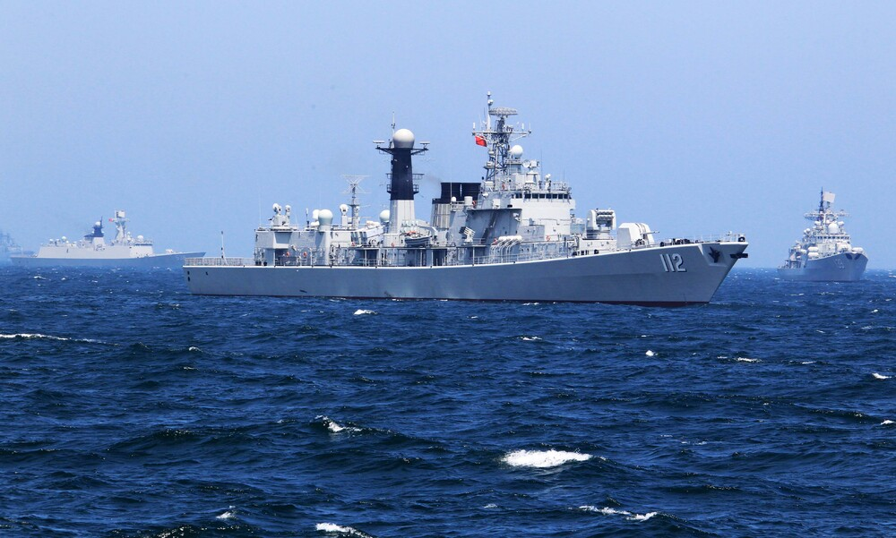 China Holds Assault Drills Near Taiwan After 'Provocations'