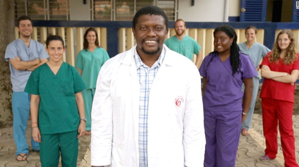 Georges Bwelle, The Doctor Treating Poor Cameroonians