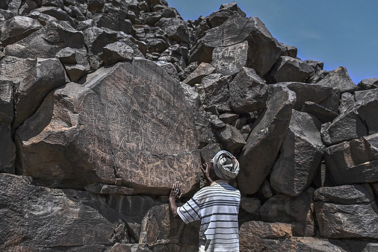 Stories On Stones: The Hidden Rock Engravings Of Abourma In Djibouti