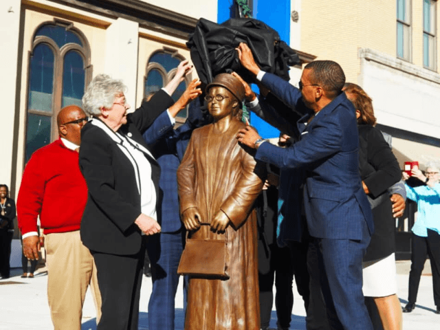 Rosa Parks Honored with Alabama Statue 64 Years After Bus Protest