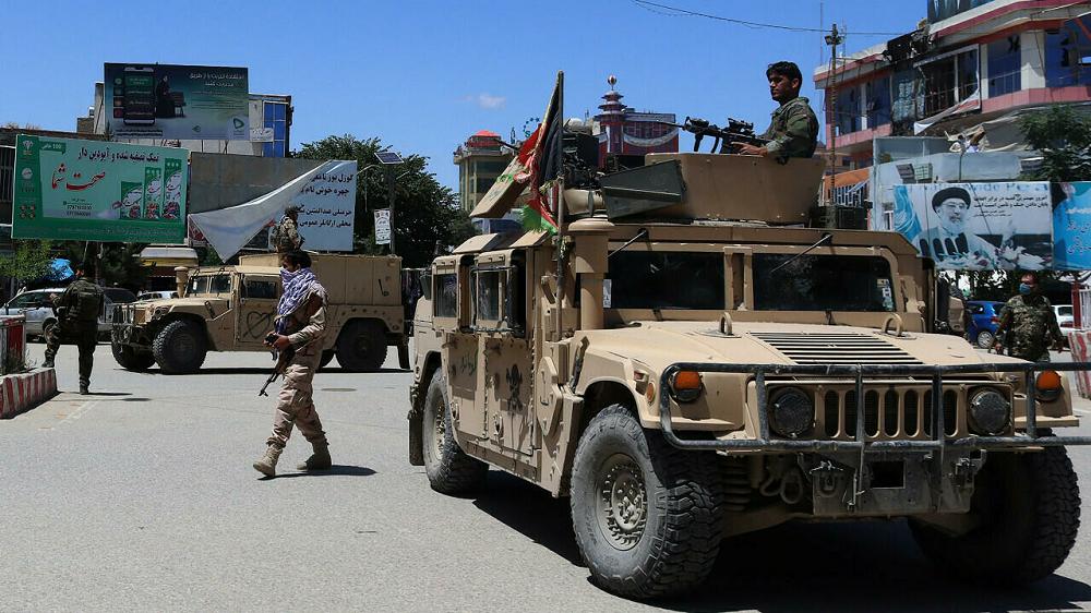 Taliban Seize Control Of Three More Afghan Provincial Capitals