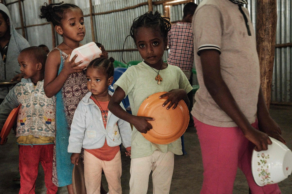 More than 100,000 children in Ethiopia's Tigray could die of hunger- UNICEF