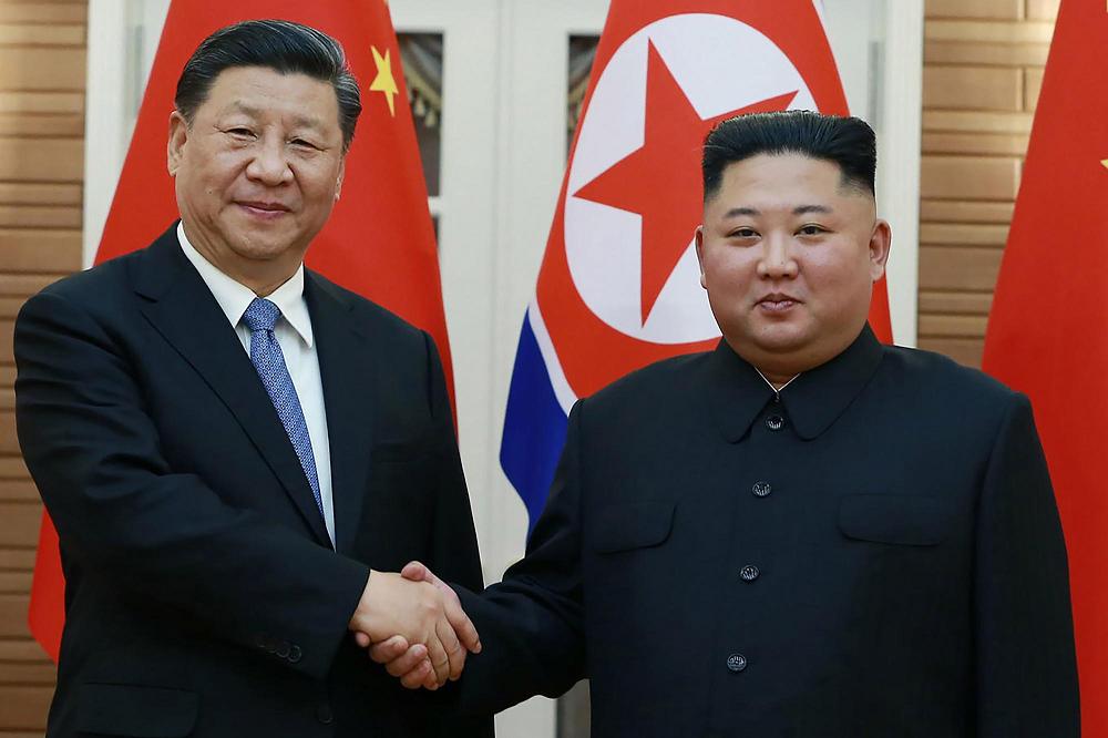 N. Korea Sees Ties With China As 'Fundamentally Distrustful'
