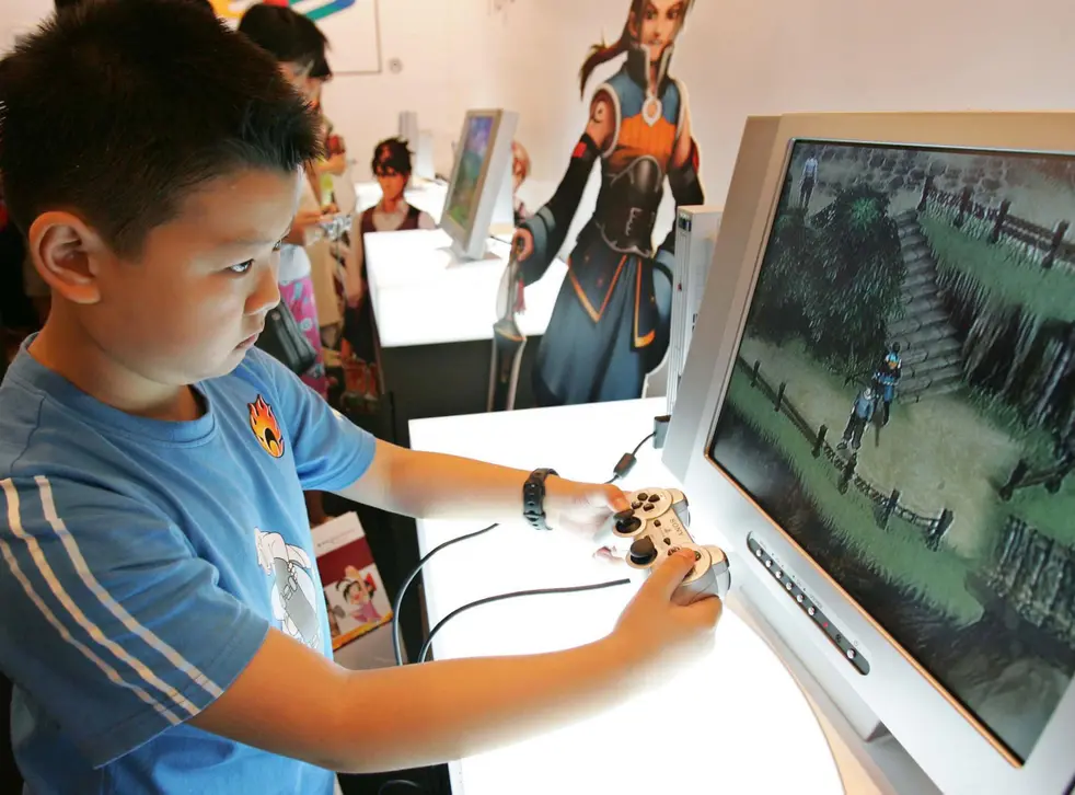China Cuts Children's Online Gaming To One Hour