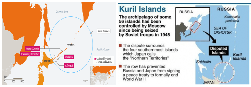 "Putin Calls Absence Of Russia-Japan Peace Treaty ""Nonsense"""