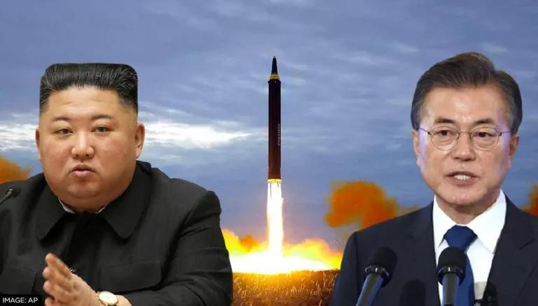 North Korea hypersonic missile test