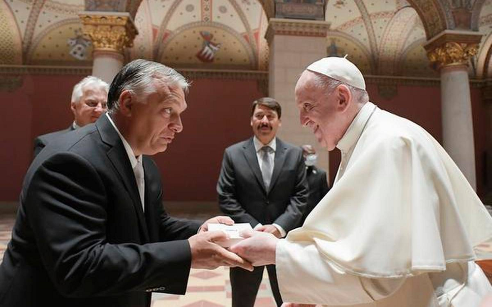 Pope Francis Calls For 'Openness' After Meeting Hungary's Viktor Orban