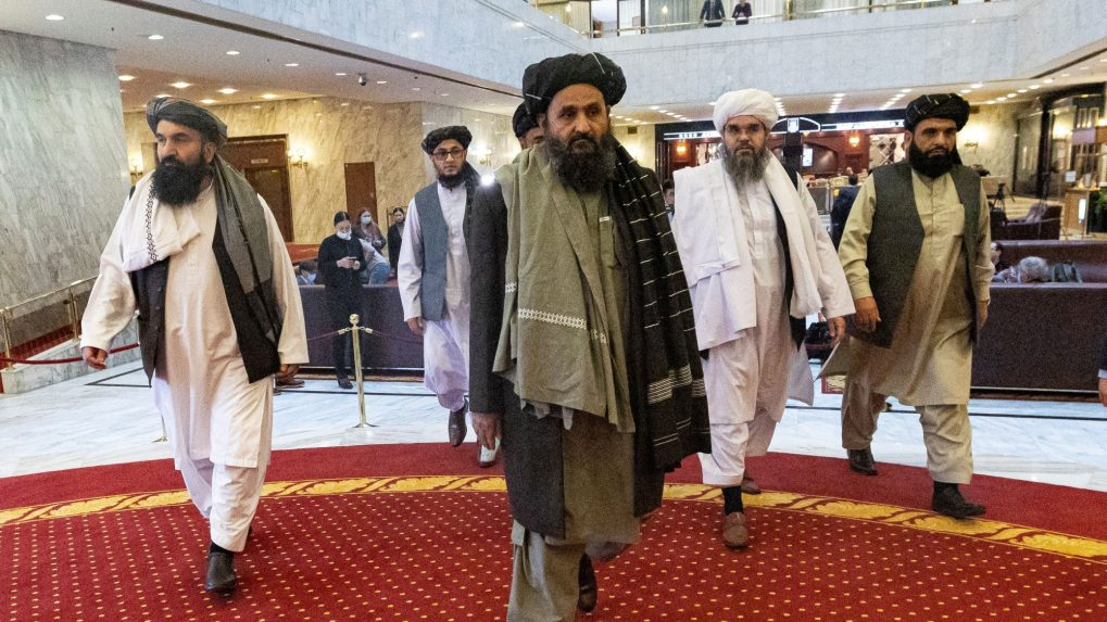 China Welcomes Taliban's Formation Of Afghanistan Interim Government