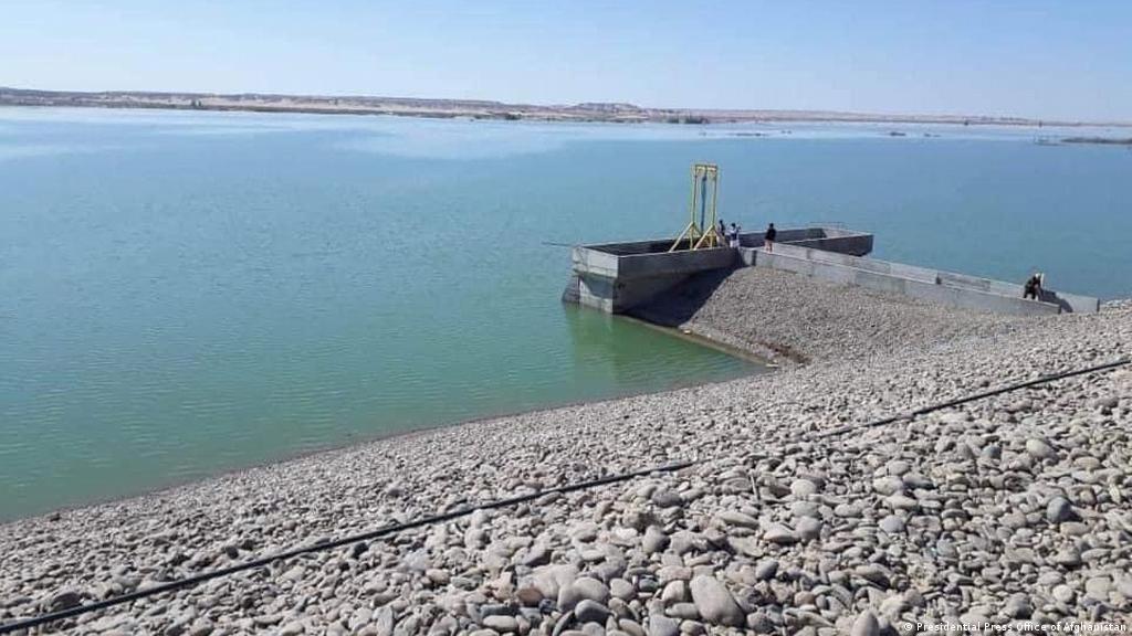 The Kamal Khan Dam