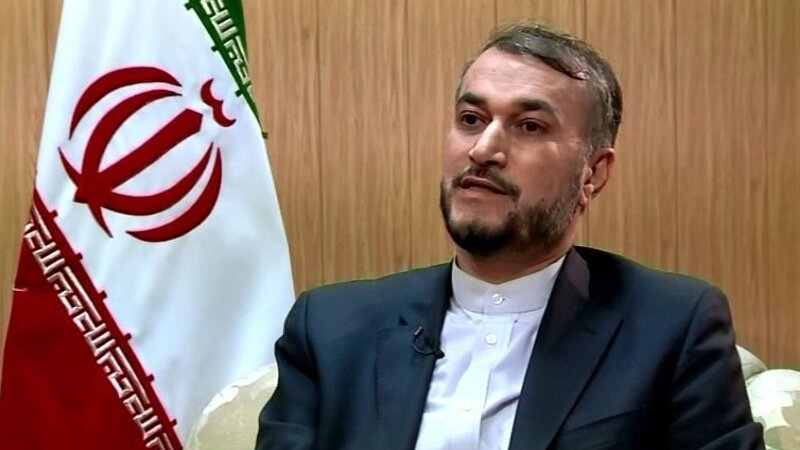 Iran's Foreign Minister Hossein Amir-Abdollahian