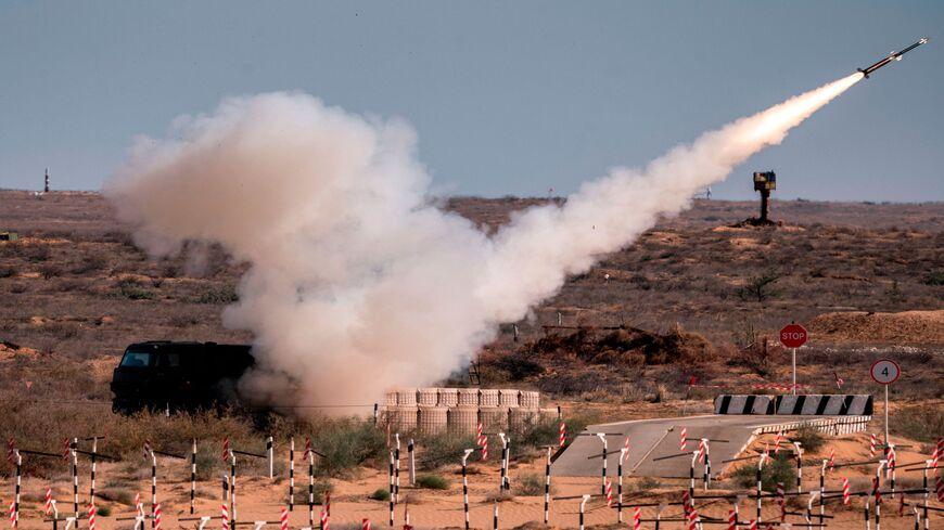 Iran Kicks Off Air Defense Drills Amid Tensions With Israel, Azerbaijan