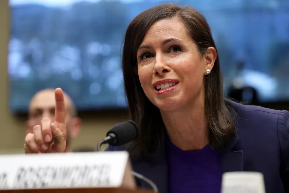 Acting FCC Chair Jessica Rosenworcel